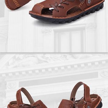 Beach Time Sandals In 4 Colors