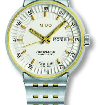 Mido All Dial Mens Automatic Watch M8340.9.B1.11