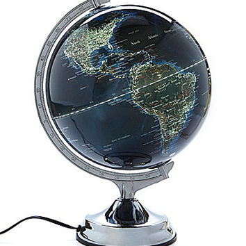 "Executive Globe 12"" Lighted Globe"