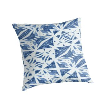 'Abstract Stonewash' Throw Pillow by AllyNCoxon