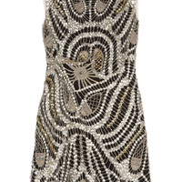 Kate Moss for Topshop - Beaded mini dress