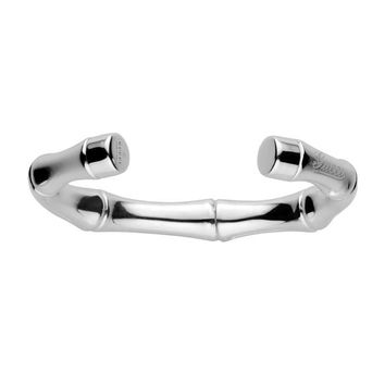 Gucci Bamboo Bangle Bracelet in Sterling Silver