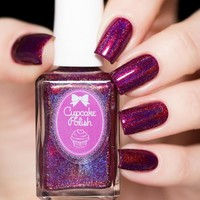 Cupcake Polish Blood Hound Nail Polish