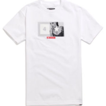 Fourstar x Visual Christy Mack T-Shirt at PacSun.com