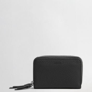 ALLSAINTS US: Womens Fetch Cardholder (gunmetal_grey)