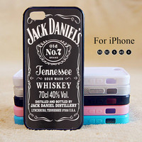 iPhone 5 case,iPhone 5C Case,iPhone 5S Case, Jack Daniels Phone case,iPhone 4 Case, iPhone 4S Case,Whiskey
