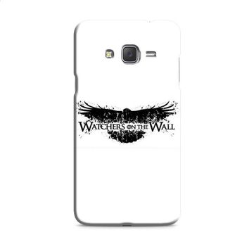 Game Of Thrones Watchers On The Wall Typo Samsung Galaxy J7 2015 | J7 2016 | J7 2017 Case