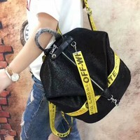 Strap Backpack/Handbag --002