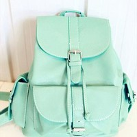 Candy Color Backpack CEV521 from topsales