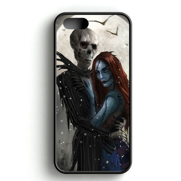 Jack and Sally The Nightmare Before iPhone 4s iPhone 5s iPhone 5c iPhone SE iPhone 6|6s iPhone 6|6s Plus Case