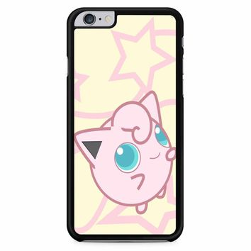 Pokemon Jigglypuff iPhone 6 Plus / 6S Plus Case