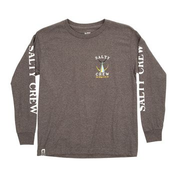 Salty Crew Boys Fishtail L/S Tee