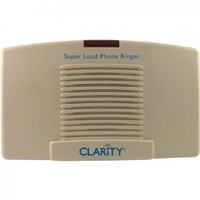 Clarity Amplified Telephone Ringer With Visual Indicator (SR200)