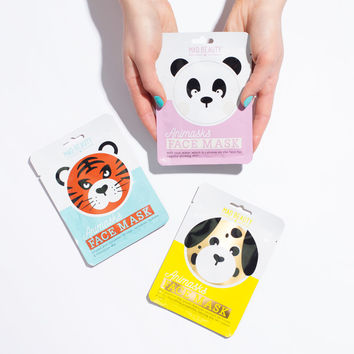 Animal Face Masks | FIREBOX\u00ae