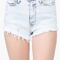 Wild Child Shorts - Blue