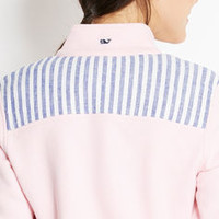 Striped Linen Shep Shirt