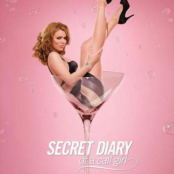 Secret Diary of a Call Girl 11x17 TV Poster (2007)