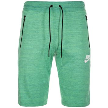 Nike Men's NSW Sportswear Advance AV15 Knit Shorts Tourmaline Heather