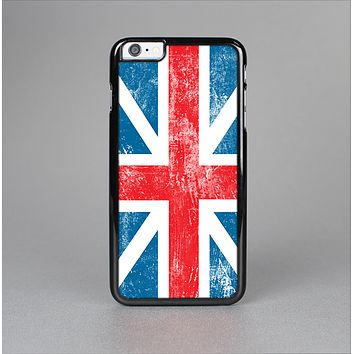 The Scratched Surface London England Flag Skin-Sert for the Apple iPhone 6 Plus Skin-Sert Case