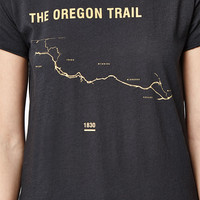 Michelle by Comune The Oregon Trail T-Shirt at PacSun.com
