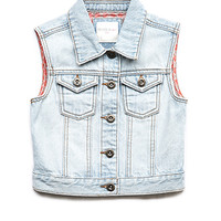 Favorite Denim Vest (Kids)