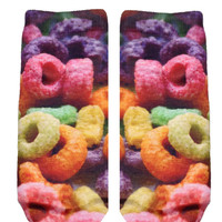 Fruit Loops Socks
