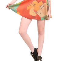 Disney The Lion King Skirt | Hot Topic