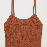 H&M Smocked Top $17.99