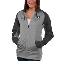 Army Black Knights Nike Women's Therma-FIT Hoodie – Gray