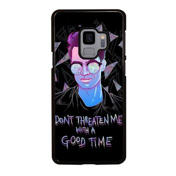 PANIC AT THE DISCO BRENDON URIE Samsung Galaxy S9 Case