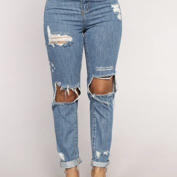 Love Me Ripped Jeans