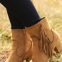 Never Enough Booties: Camel