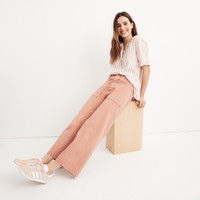 Madewell x As Ever™ Brancusi Pants : shopmadewell pants | Madewell