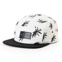 Vans Palms White 5 Panel Hat