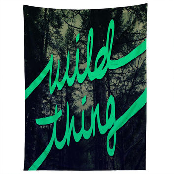 Leah Flores Wild Thing 1 Tapestry