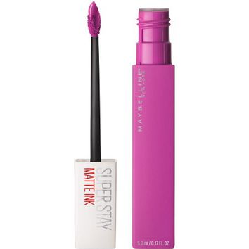 Maybelline New York SuperStay Matte Ink Liquid Lipstick, Creator, 0.17 Fl Oz - Walmart.com