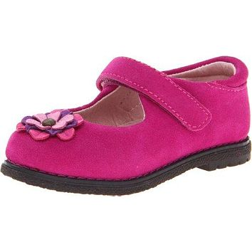 Girls Pediped Flex Hillary Mary Jane Flat Shoes
