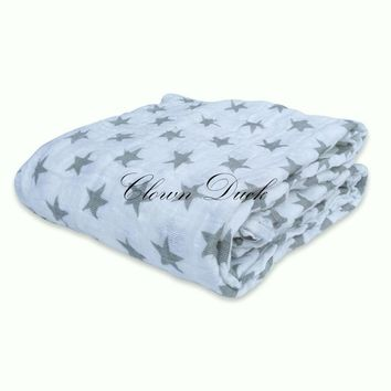 Muslin Baby Swaddle Blankets - Receiving Blankets - For All Babies