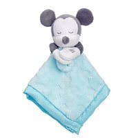 Disney Mickey Mouse Plush Blankie for Baby New with Tag