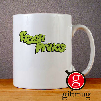The Fresh Prince of Bel Air Ceramic Coffee Mugs