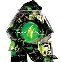 Hott Products Night Light Condoms Fish Bowl Display, 144 Count