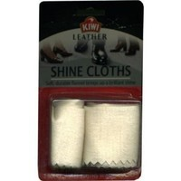 Leather Shoe Shine Cloth (Pack of 3)