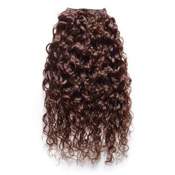 Curly Colored Hair Weave