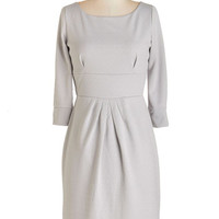 ModCloth Mid-length 3 Sheath Unbe-weave-ably Chic Dress