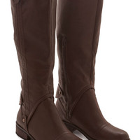 ModCloth Meadowside Meander Boot in Brown