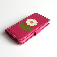 iphone 5 wallet case iphone 5s wallet iphone 5c wallet iphone 4 wallet iphone 4s wallet case leather iphone wallet leather case fuchsia