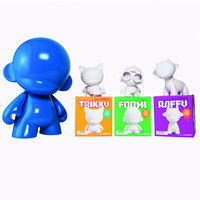 Mega MUNNY Merry Mix Holiday Pack | Kidrobot | Kidrobot