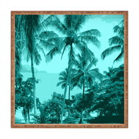Deb Haugen Aloha Morning Square Tray