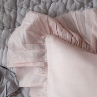 Girls Bedding: Antique Chic Bedding Set in Girl Bedding | The Land of Nod