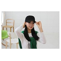 Baseball Snapback Caps Summer Hat For Men Women Sun Shading Outdoors Adjustable Leisure Spring Autumn